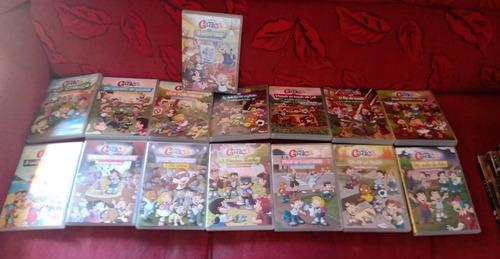 Coleção Turminha Da Graça (15 Dvds)