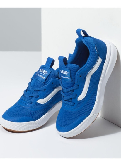 Vans Ultrarange Rapidweld Azul N° 41 (novo)