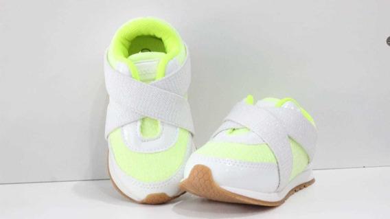 Tênis Xuá Xuá Jogging Amarelo Fluor 038.023.073