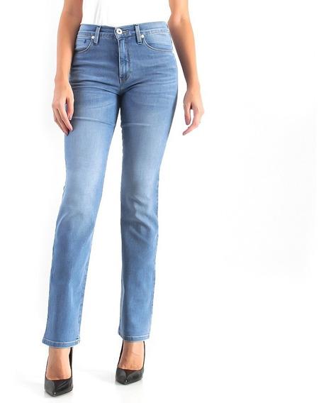 Jeans Oggi Mujer Atraction Bleach
