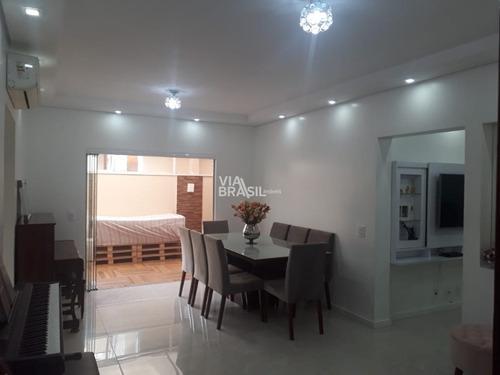 Imagem 1 de 30 de Apartamento Em Condomínio Padrão Para Venda -  Sbc - Centro ,  2 Vagas -  174 M² - Rs 650.000,00 - 1274
