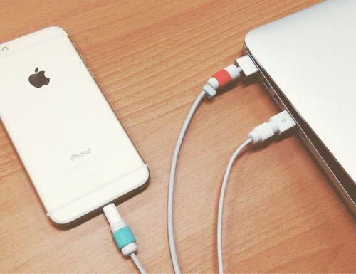 Protectores Para Cables iPhone 6s 6 4s 5s Macbook iPad 2und