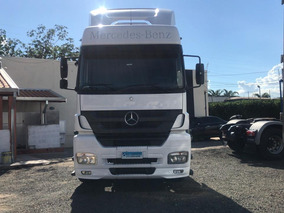 Mercedes Benz Axor 2036 Toco 4x2 2013 Completo= Mb 2035 13