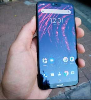 Nokia 6.1 Plus 6gb De Ram E 64gb De Memória! Celular Barato!