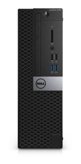 Optiplex Dell 5050 Core I5 7500 8gb Ddr4 Ssd 240gb