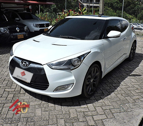 Hyundai Veloster Coupe Mt 1.6 2013 Mvt706
