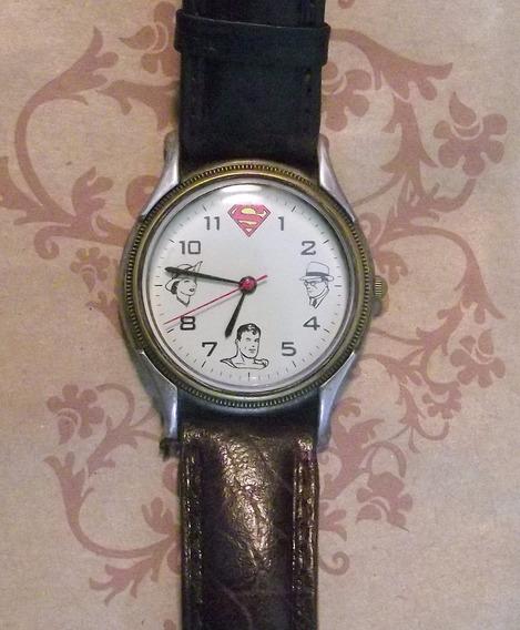 Relógio Fossil Superman & Lois Lane [usado]