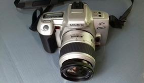 Câmera Fotográfica Minolta 35-80 Zoom Macro