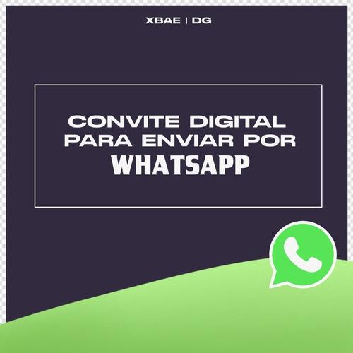 Convite Digital (xbae)