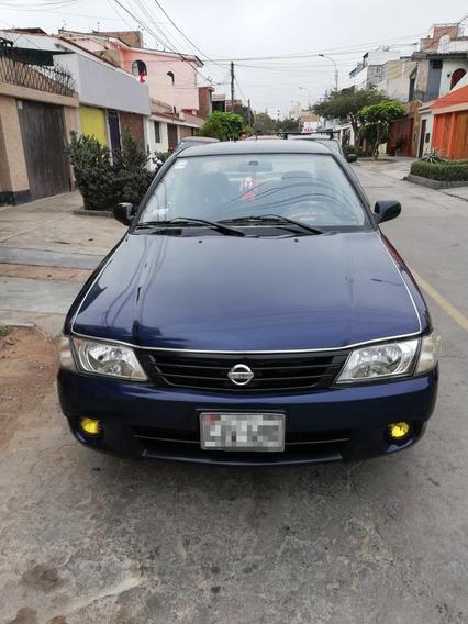 Nissan Sunny Gasolina - Glp