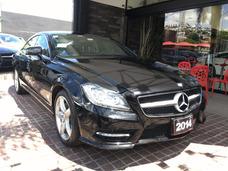 Mercedes Benz Cls350 2014 Negro