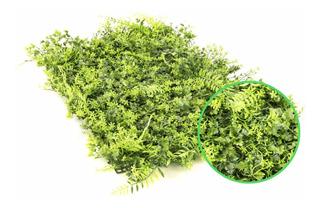 Jardín Vertical Artificial Muro Verde X M2 Modelo Houston