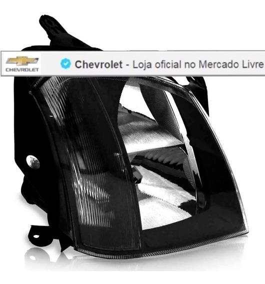 Farol Mascara Negra L/e Meriva 2002/2012 93349549