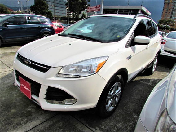Ford Escape New Se Turbo, Sec 2 Gasolina 4x4