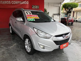 Hyundai Ix35 2013 Flex Automatica Prata