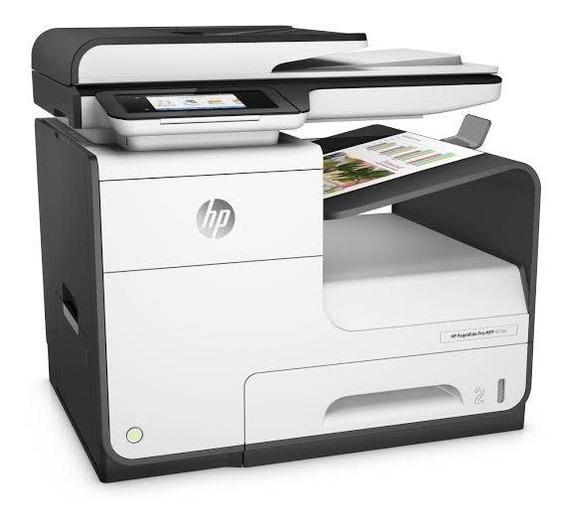 Impressora Hp Pagewide 477 Dw Nova