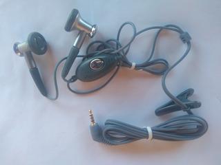 Fone Ouvido Motorola P1 Pino Fino. Kit C/10 Fones