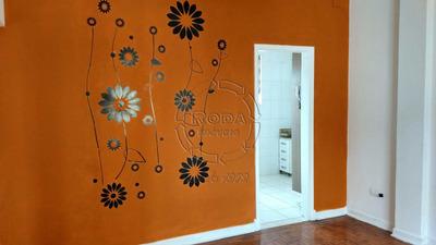 Apartamento Com 2 Dorms, Boqueirão, Santos - R$ 265 Mil, Cod: 12446 - V12446