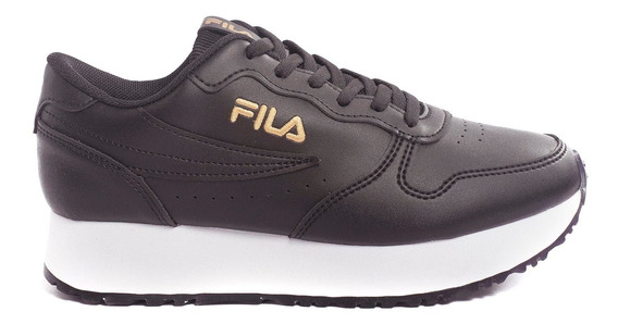 Zapatillas Fila Euro Jogger Wedge Sl-51u376x-492- Open Sport