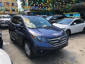 Honda Cr-v Ex Recien Importada Recibo Vehículos