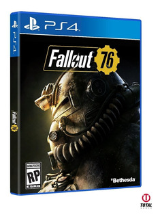Fallout 76 Ps4 100% Original