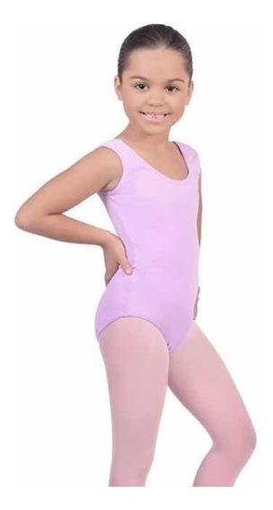 Mallas De Danza Para Niñas Algodon Y Lycra