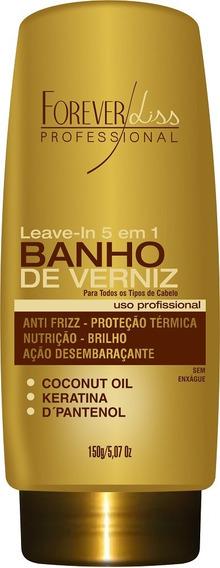 Leave-in Banho De Verniz Forever Liss 150gr
