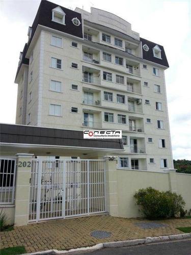 Imagem 1 de 1 de Apartamento À Venda, 63 M² Por R$ 440.000,00 - Mansões Santo Antônio - Campinas/sp - Ap0104