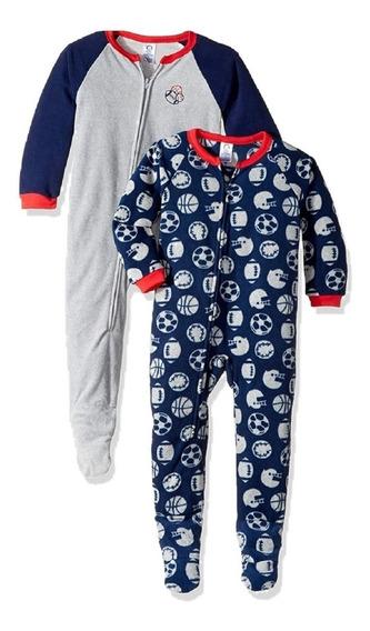 Pijama Gerber Polar Niño Pack X 2u