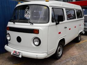 Volkswagen Kombi 1.6 Mi Std Escolar 8v Gasolina 3p Manual