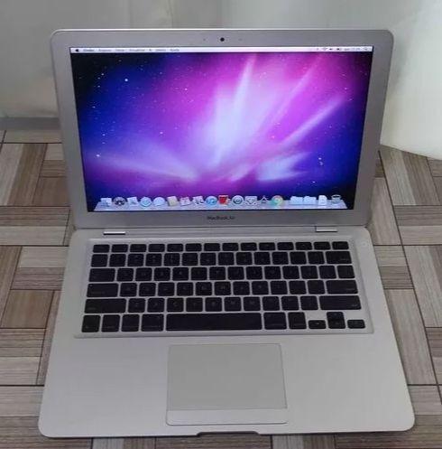 Macbook Air Mb003ll/a Core 2 Duo 2gb 80gb (não Enviamos)