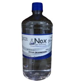 Água Deionizada ( Desmineralizada ) 1000ml