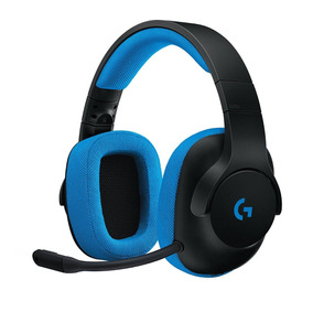 Headset Logitech Gamer Prodigy G233 Azul Xbox One/ps4/pc