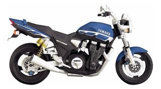 Yamaha 10 Motos Papercraft