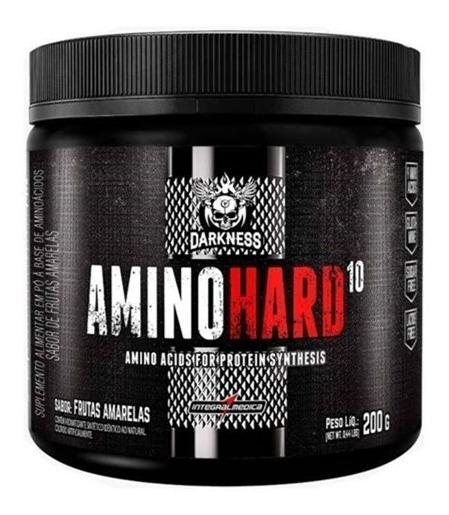 Amino Hard 10 200g - Integralmedica Diversos Sabores