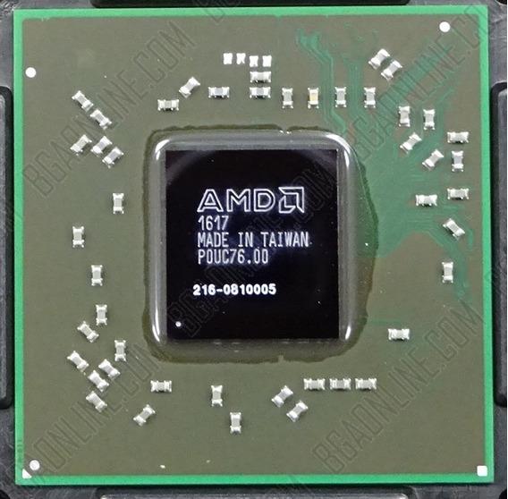 Chipset Bga Amd 216-0810005 Ati Grafico Lead Free Novo