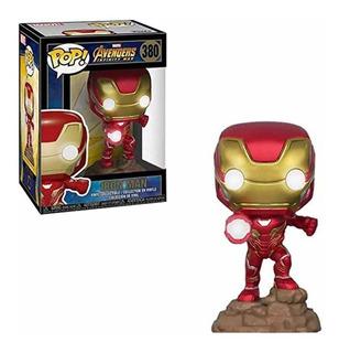 Funko Pop! Avengers Infinity War - Iron Man 380 Lights Up!