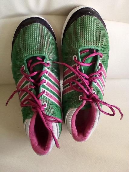 Zapatos Deportivos De Dama Marca adidas Talla 37