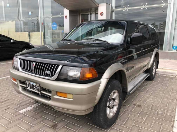 Mitsubishi Nativa 3.0 Ls V6 4x4 1998