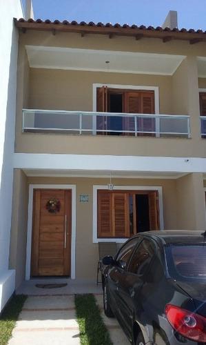 Casa Em Guarujá Com 3 Dormitórios - Mi15902