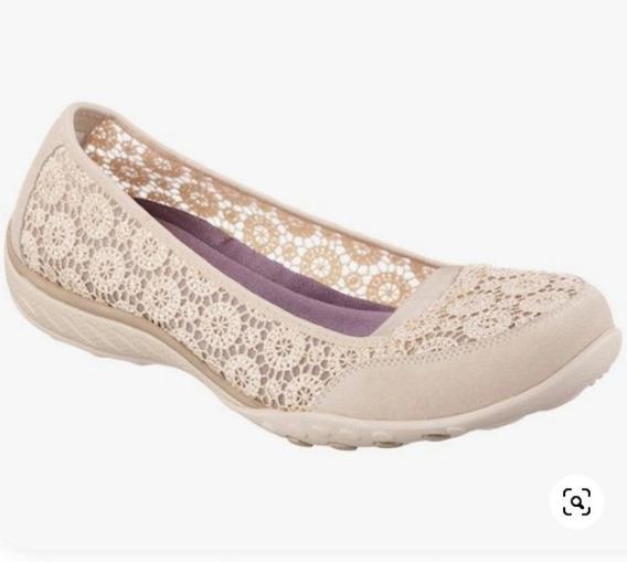 Flats Confort Skechers Suela Memory Foam