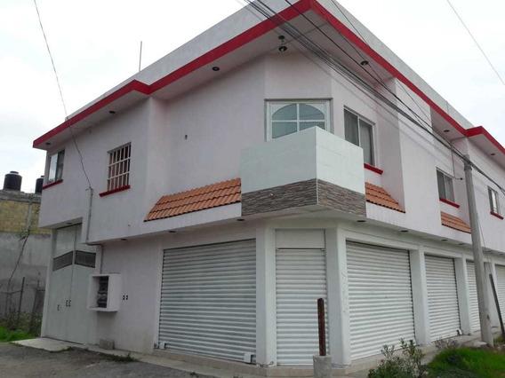 Departamento Amueblado Limite Puebla Cuautlancingo Economico