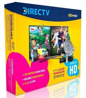 Directv Prepago, Antena De 46cm (venta Libre)
