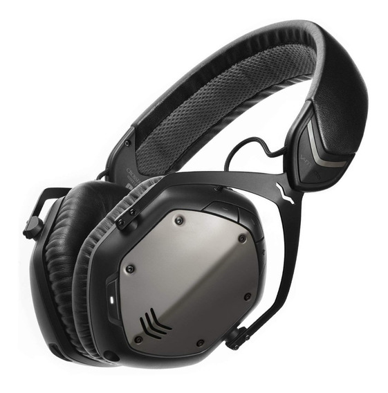 Fone De Ouvido V-moda Crossfade Wireless Bluetooth - Pro. E.