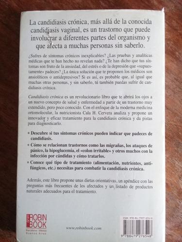 Candidiasis Crónica De Cala Cervera Mercado Libre