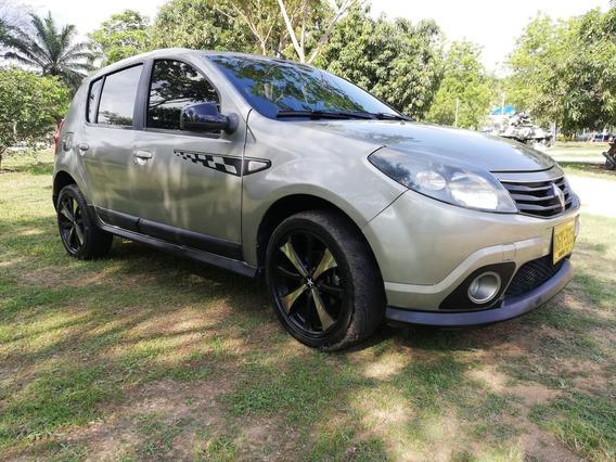 Renault Sandero Gt Line Full Equipo