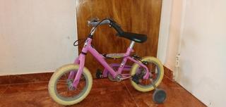 Bicicleta Imperdible De Nena