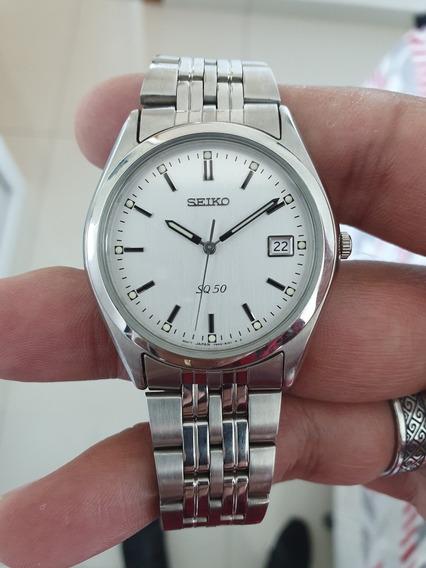 Relógio Seiko Sq50
