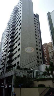 Apartamento Residencial À Venda, Champagnat, Curitiba. - Ap0221