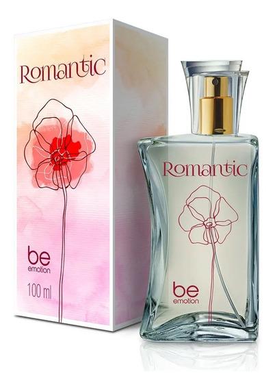 Perfume Romantic Be Emotion - Feminino